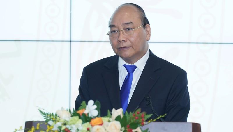 Thủ tướng Nguyễn Xuân Phúc dự Lễ khai trương.