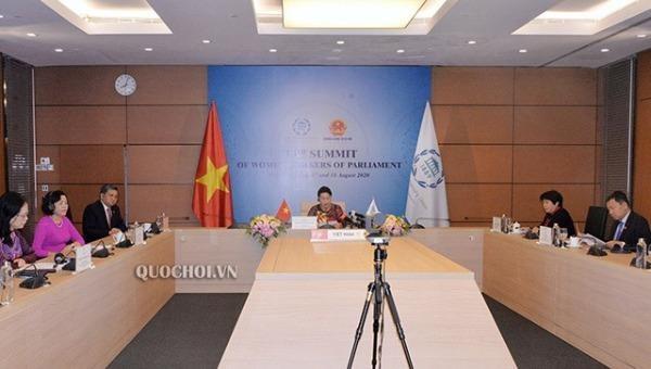 Hội nghị thượng đỉnh các nữ Chủ tịch Quốc hội lần thứ 13 tổ chức ngày 18/8.