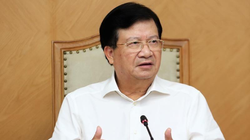 Phó Thủ tướng Trịnh Đình Dũng.