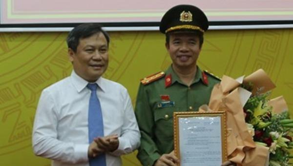Giám đốc Công an tỉnh được chỉ định tham gia Ban Thường vụ Tỉnh ủy Quảng Bình