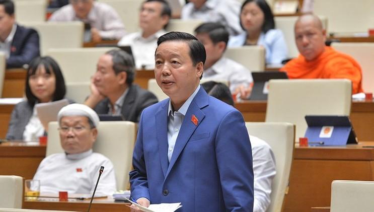 Bộ trưởng Trần Hồng Hà nói về cách thiết kế thủy điện nhỏ để không gây biến đổi tự nhiên