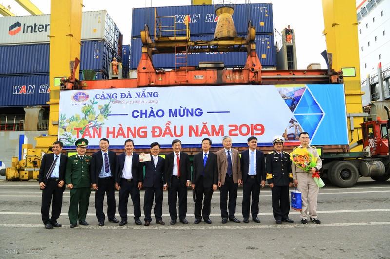 Đà Nẵng trở thành một điểm đến trong tuyến dịch vụ vận tải với Nhật Bản