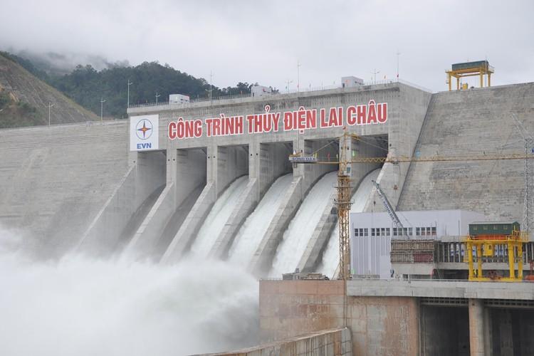 Nhà máy Thủy điện Lai  Châu chính thức trở thành công trình quan trọng liên quan đến an ninh quốc gia