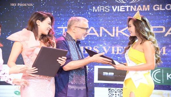 Hoa hậu Lâm Diệu Linh nhận danh hiệu Đại sứ thương mại Thổ Nhĩ Kỳ