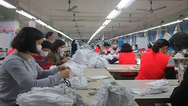 Năng lực sản xuất khẩu trang của Việt Nam rất lớn