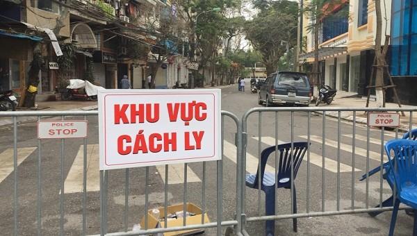 Hà Nội đã lên trữ lượng thực phẩm cho một khu vực cách ly khoảng 5.000 người