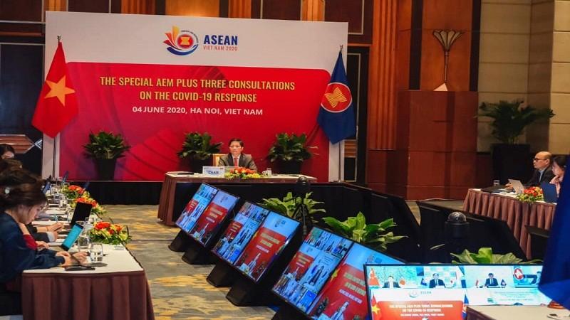 Rất nhiều kế hoạch đã được thông qua ở Hội nghị Bộ trưởng Kinh tế các nước ASEAN