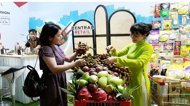 Số lượng hàng Việt đa dạng, thêm nhiều sự lựa chọn cho người tiêu dùng