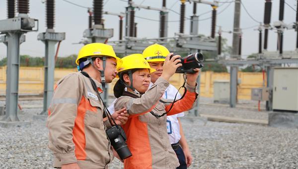 Ứng dụng khoa học công nghệ ngăn ngừa sự cố lưới điện