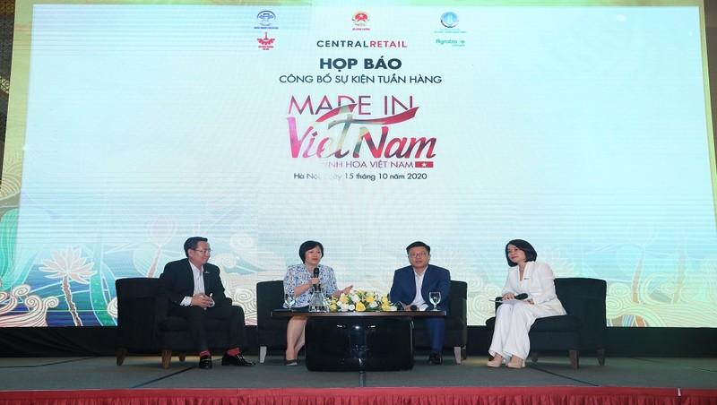 """Sắp diễn ra Tuần hàng """"Made in Vietnam - Tinh hoa Việt Nam"""""""