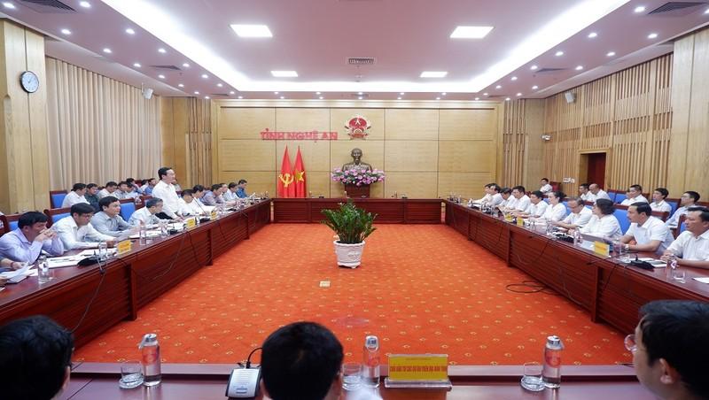 Quyết tâm đưa hạ tầng lưới điện tại Nghệ An lên tầm cao mới