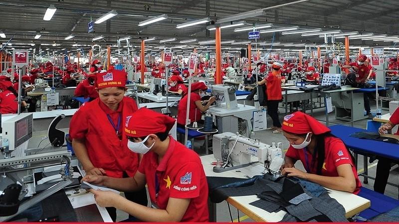 Từ những cải tiến nâng cao năng suất chất lượng, tốc độ ra sản phẩm mới của dệt may Việt Nam tương đương với thế giới.