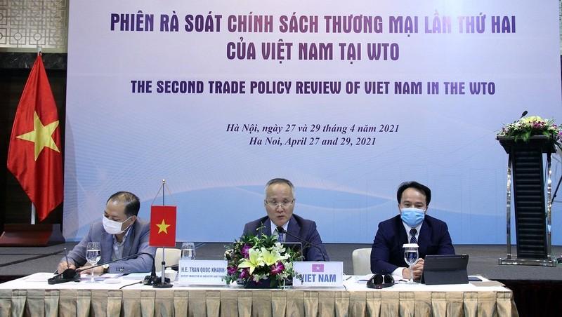 Hơn 800 câu hỏi về cam kết chính sách thương mại trong WTO được gửi đến Việt Nam