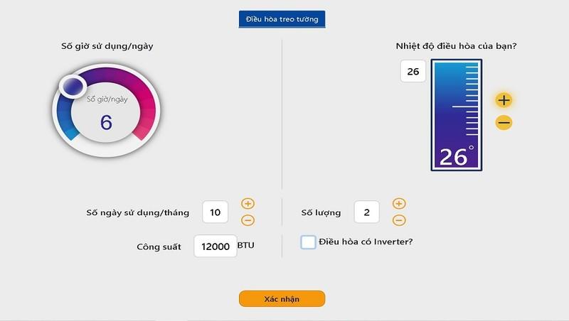 Với công cụ mới của EVN, khách hàng có thể biết được số điện mình sử dụng mỗi ngày