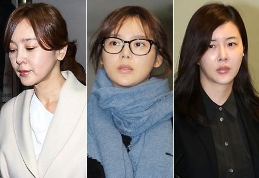 Cựu Á hậu Hàn Quốc lĩnh án tù