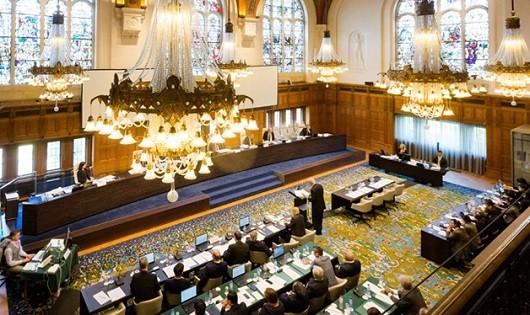Hội Luật gia dân chủ quốc tế ủng hộ phán quyết về vụ kiện của Philippines