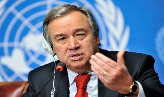 Ông Antonio Guterres.Ảnh: Internet