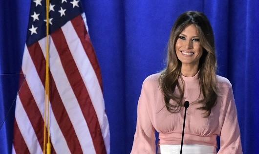 Bạn biết gì về người phụ nữ sắp cùng ông Trump làm chủ Nhà Trắng?