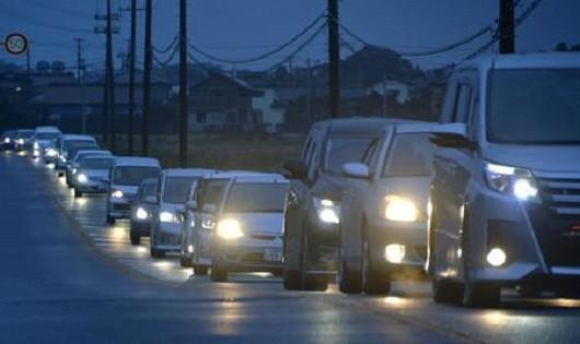 2 người bị thương nhẹ trong động đất ở Nhật Bản