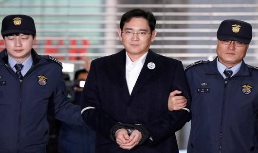 Phó Chủ tịch Samsung Jay Y. Lee.