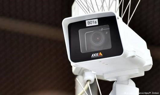 Đức thử máy nhận diện gương mặt ở nhà ga