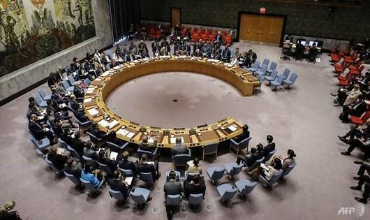 Mỹ đang thúc đẩy biện pháp trừng phạt mạnh mẽ với Triều Tiên.
