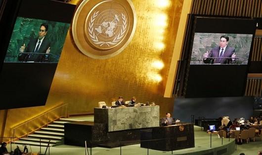 Hơn 100 nước 'chống' ông Trump trong vấn đề Jerusalem