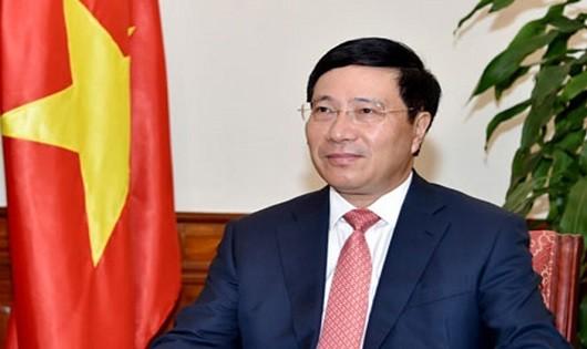 Đối ngoại Việt Nam 2017: Chủ động đóng góp xây dựng, định hình luật chơi chung