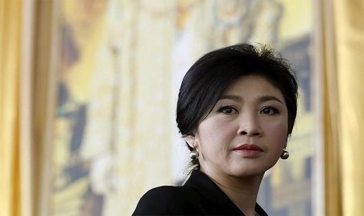 Cựu Thủ tướng Yingluck Shinawatra.