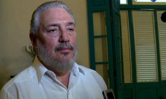 Ông Fidel Castro Diaz-Balart.