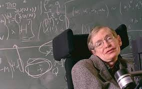 Stephen Hawking .