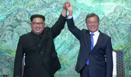 Toàn văn Tuyên bố chung của lãnh đạo Triều Tiên, Hàn Quốc