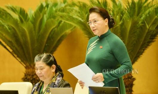 Chủ tịch QH đề nghị vẫn dùng tên gọi 'trạm thu phí'