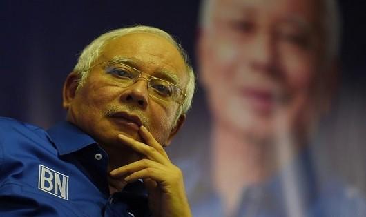 Cựu Thủ tướng Malaysia Najib Razak.