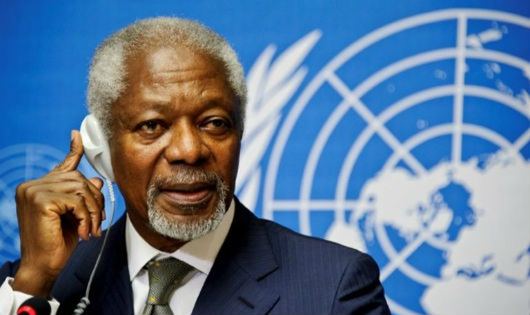 Ông Kofi Annan
