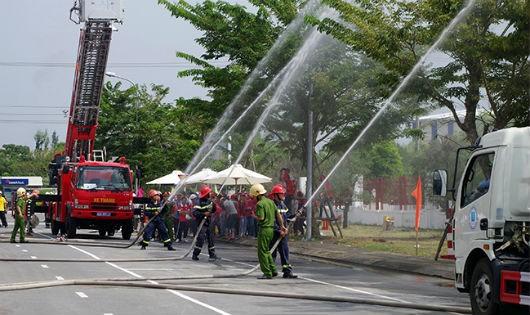 Hà Nội chính thức nhập Cảnh sát Phòng cháy chữa cháy về Công an TP