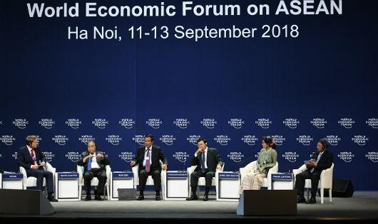 """Tiến tới xây dựng một """"ASEAN phẳng"""""""