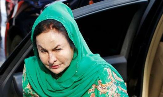 Nghi vấn tham nhũng, vợ cựu Thủ tướng Malaysia bị bắt