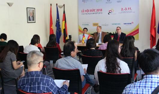 Lễ hội Đức trở lại Việt Nam sau 3 năm