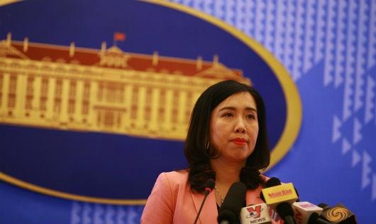 Phản đối Trung Quốc xâm phạm nghiêm trọng chủ quyền của Việt Nam ở Trường Sa