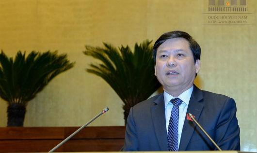 Viện trưởng VKSNDTC Lê Minh Trí.