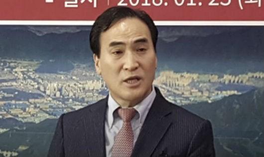 Ông Kim Jong Yang.