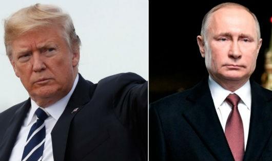 Ông Trump dọa hủy cuộc gặp với ông Putin vì vụ đụng độ với Ukraine