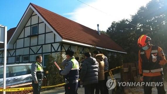 3 nam sinh tử vong, 7 em khác bất tỉnh tại nhà nghỉ