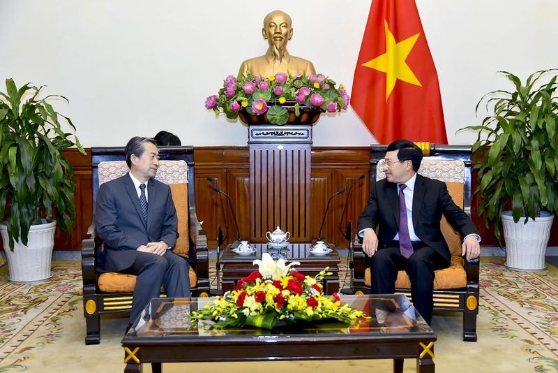 Thúc đẩy các lĩnh vực hợp tác thực chất Việt Nam – Trung Quốc