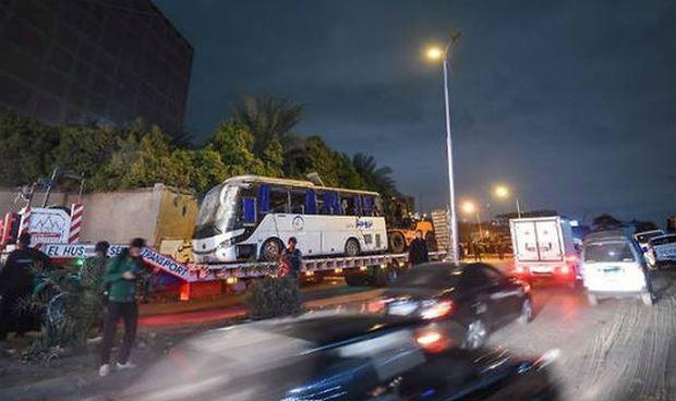 Nga gay gắt lên án vụ đánh bom xe chở du khách người Việt ở Ai Cập