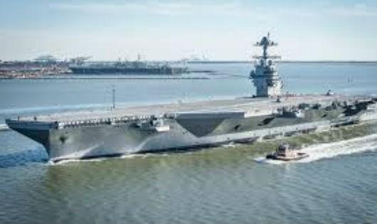 Hải quân Mỹ muốn mua lô 2 tàu sân bay đắt đỏ