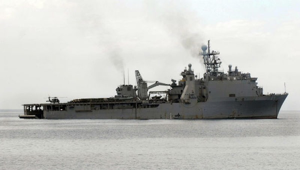 Mỹ điều thêm tàu tới Biển Đen, Nga cảnh báo đanh thép