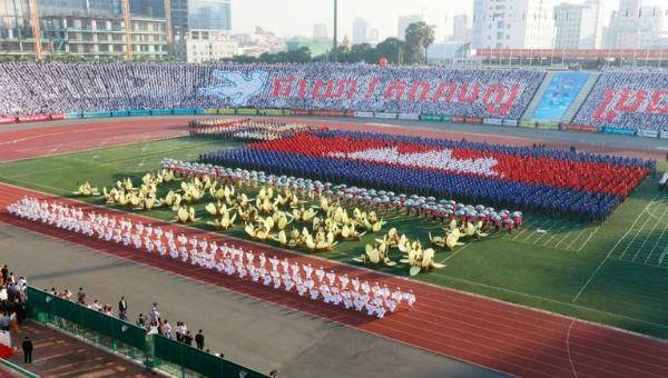 Campuchia kỷ niệm 40 năm Chiến thắng 7/1