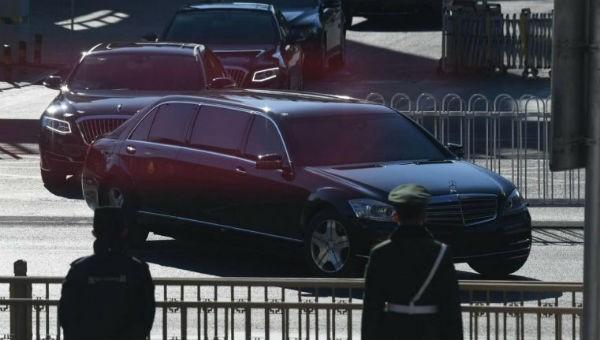 """Vừa cảnh báo, nhà lãnh đạo Triều Tiên vừa thăm Trung Quốc để """"răn đe"""" Mỹ?"""